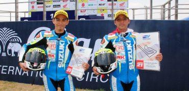 Suzuki Asian Challenge 2016 – Serie 2 Thailand