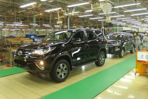 All New Fortuner & All New Kijang Innova