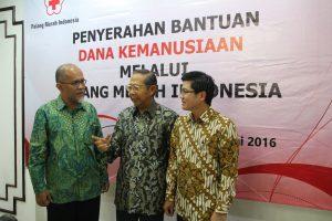 Bantuan Toyota Indonesia kepada Palang Merah Indonesia - 2