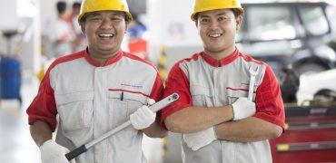 Raih Peringkat Satu Survey Pelanggan, MPMAuto Hadirkan Servis Berhadiah Emas